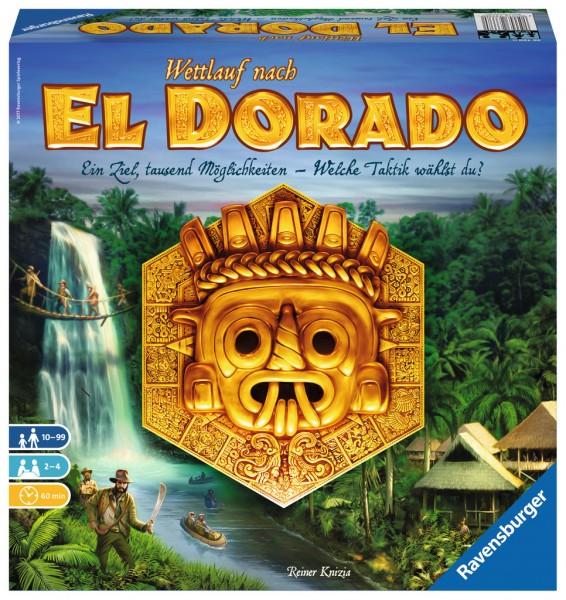 Wettlauf nach El Dorado *Nominiert Spiel des Jahres 2017*