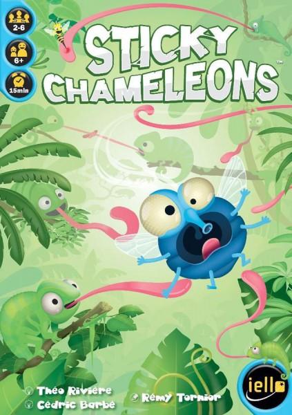 Sticky Chameleon (englisch)
