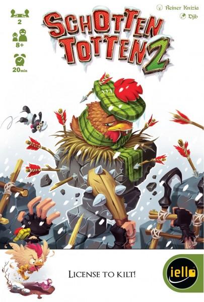 Schotten Totten 2 (Mini Game)(englisch)
