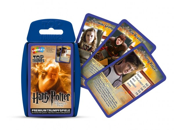Top Trumps – Harry Potter und der Halbblutprinz