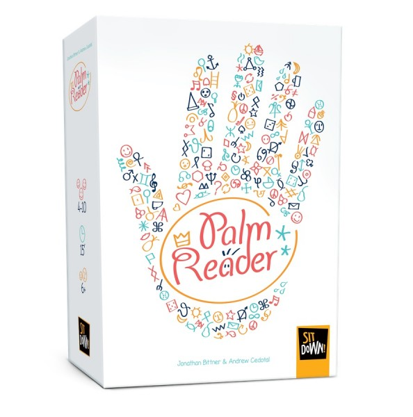 Palm Reader (multilingual)