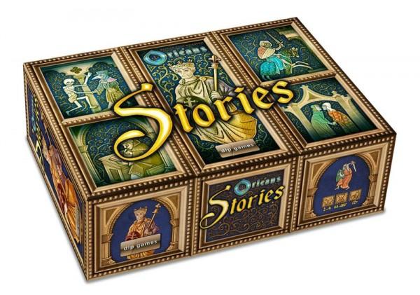 Orléans Stories (Englische Ausgabe)