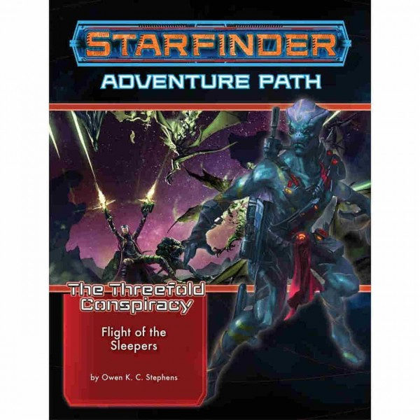 Starfinder Adventure Path #26