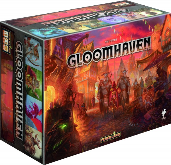 Gloomhaven (deutsch)