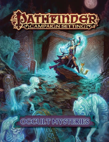 Pathfinder: Occult Mysteries