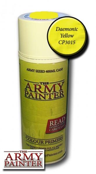 Army Painter Primer: Daemonic Yellow (400ml)