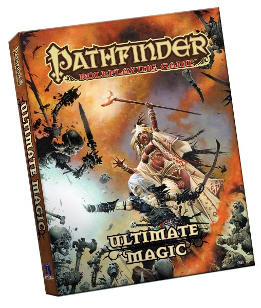 Pathfinder Ultimate Magic Pocket Edition