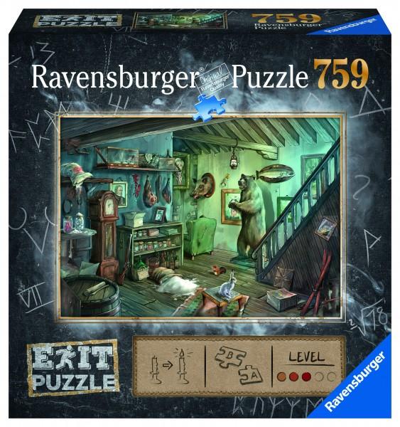 Puzzle: Exit 8 - Im Gruselkeller