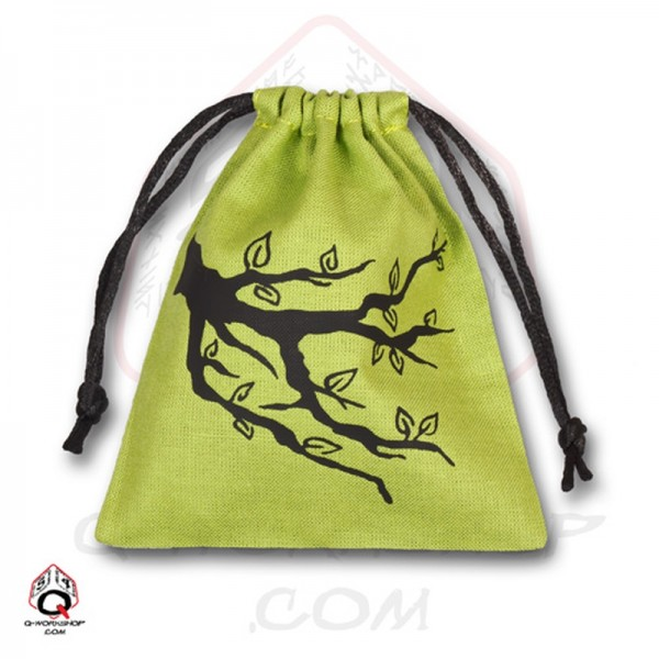 Ents Dice Bag Green