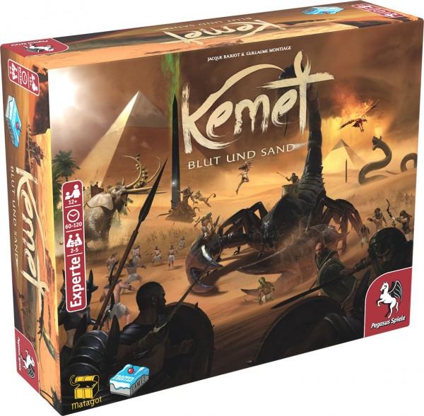 Kemet - Blut und Sand (Frosted Games)