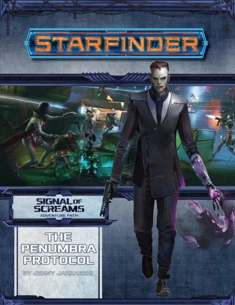 Starfinder Adventure Path #11