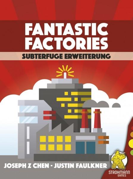 Fantastic Factories: Subterfuge [Erweiterung]