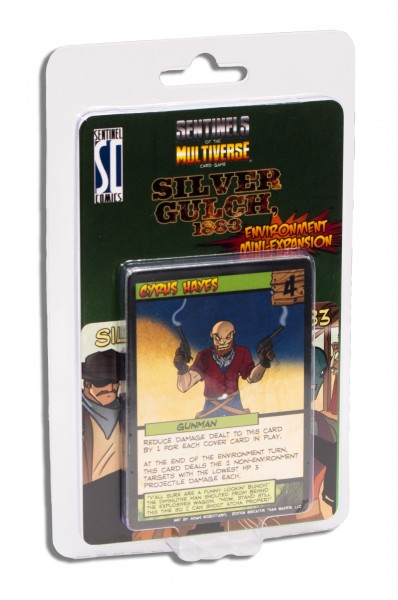 Sentinels of the Multiverse: Silver Gulch
