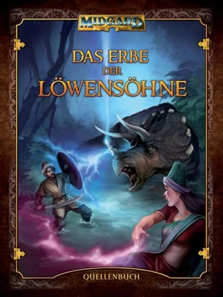 Midgard: Das Erbe der Löwensöhne (Hardcover)