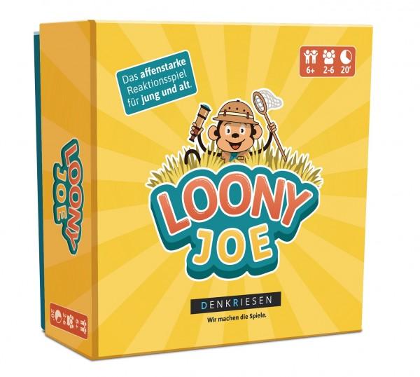 Loony Joe – Das affenstarke Reaktionsspiel für jung und alt