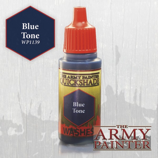 Army Painter Paint: Blue Tone Ink