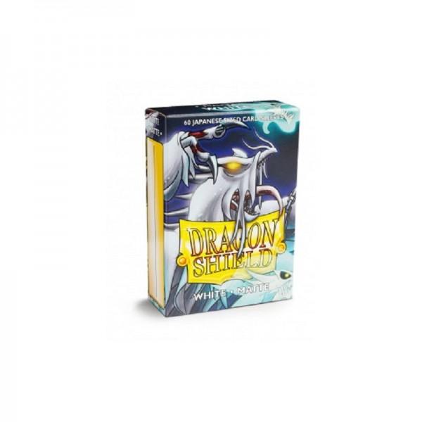 Dragon Shield: Japanese Matte – White (60)