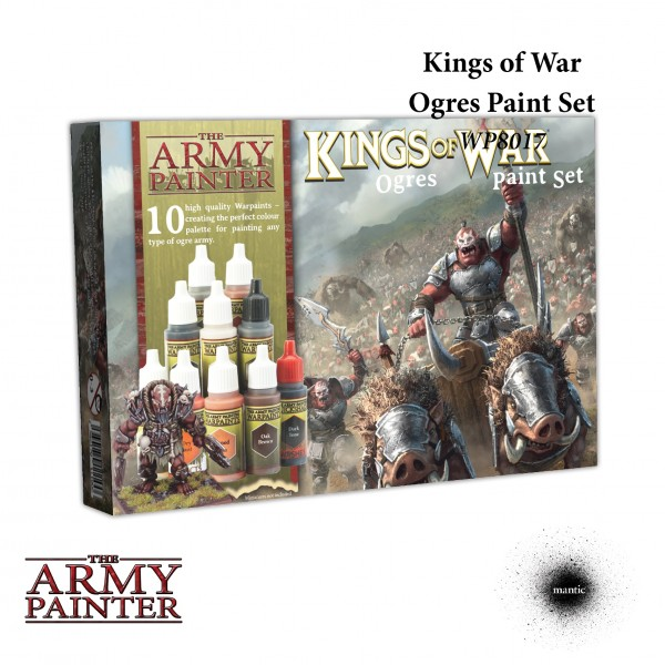 Army Painter - Warpaints Kings of War Ogres