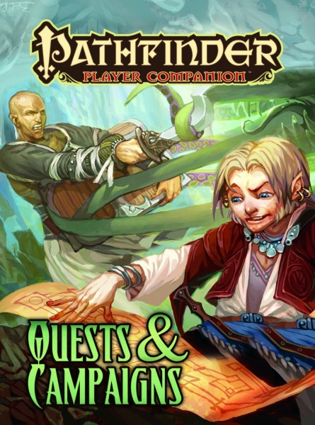 Pathfinder: Quests & Campaigns