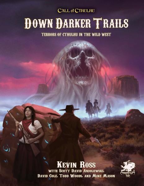 Down Darker Trails (HC)
