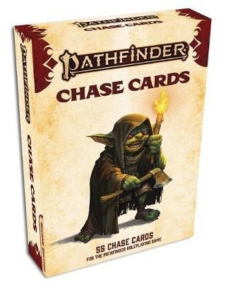 Pathfinder 2.0 Chase Cards Deck