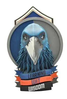 Harry Potter - Wappen Ravenclaw