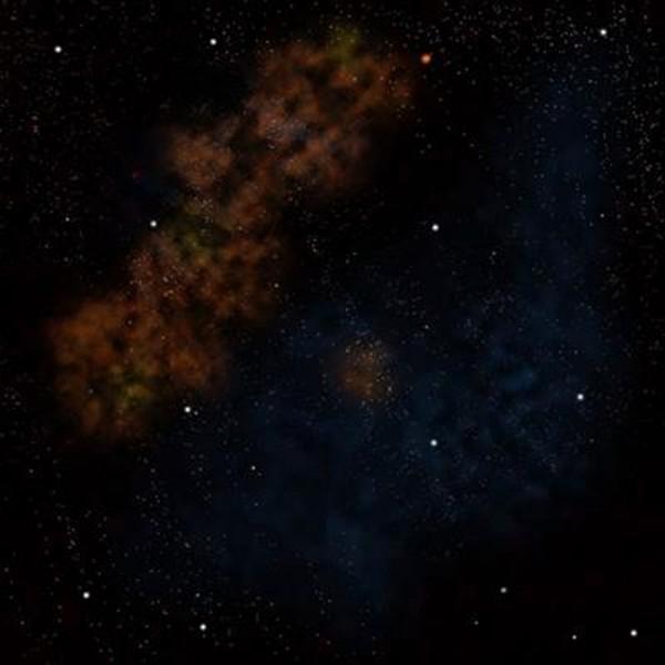 Space Mat: Deep Space (36x36)