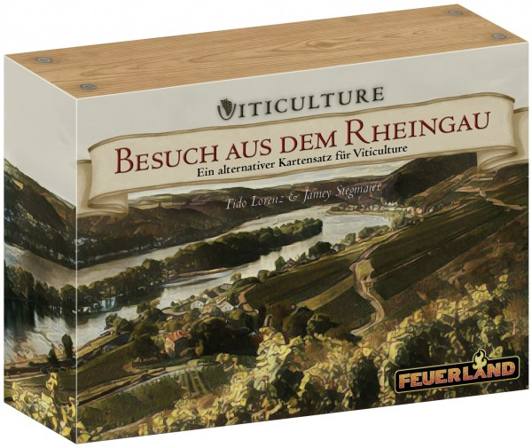 Viticulture: Besuch aus dem Rheingau [Erweiterung]