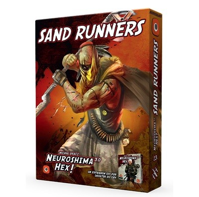 Neuroshima Hex: Sand Runners 3.0