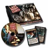 Last Night on Earth: Soundtrack (Audio-CD)