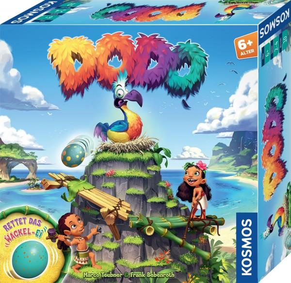 Dodo – Rettet das Ei