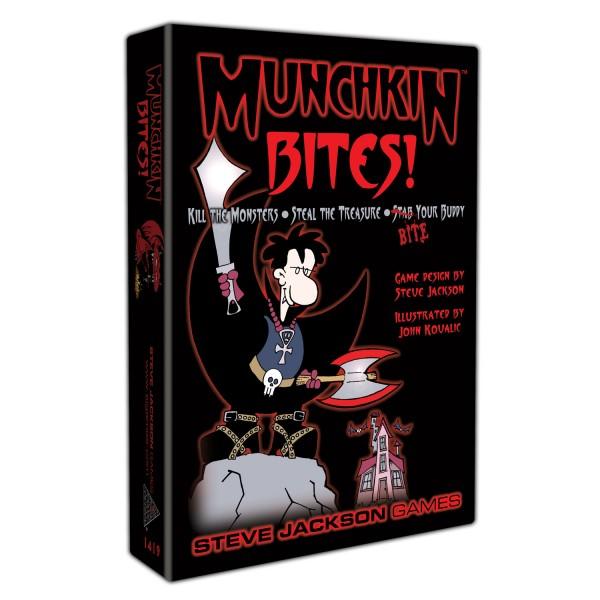 Munchkin Bites! (englische Ausgabe)
