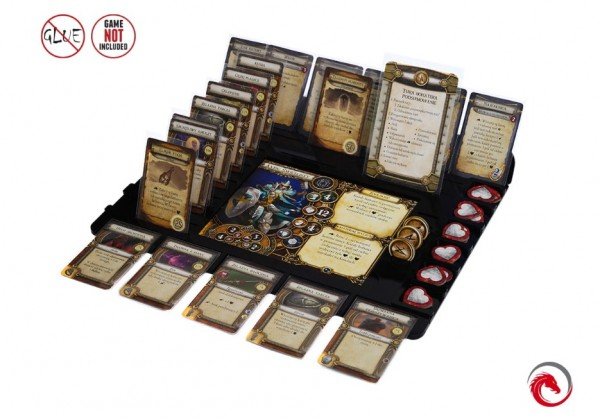 Board Game Organizer: Descent