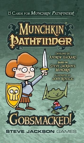 Munchkin Pathfinder: Gobsmacked Booster