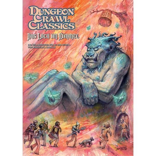 Dungeon Crawl Classics: Das Loch im Himmel