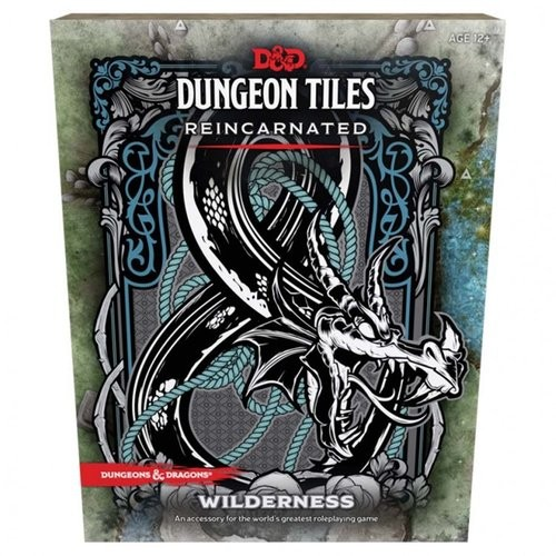 Dungeons & Dragons: RPG Dungeon Tiles Reincarnated: Wilderness (16)