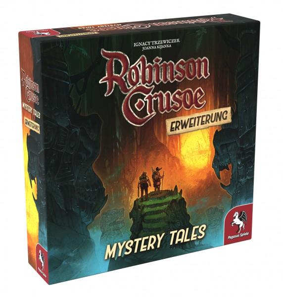 Robinson Crusoe: Mystery Tales [Erweiterung]