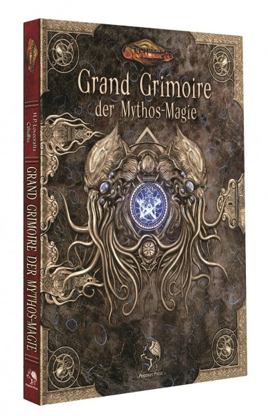 Cthulhu: Grand Grimoire (Normalausgabe) (Hardcover)
