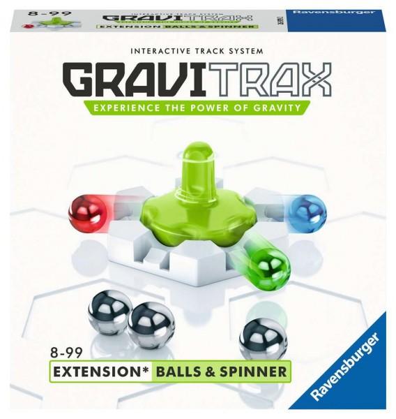 GraviTrax: Balls & Spinner