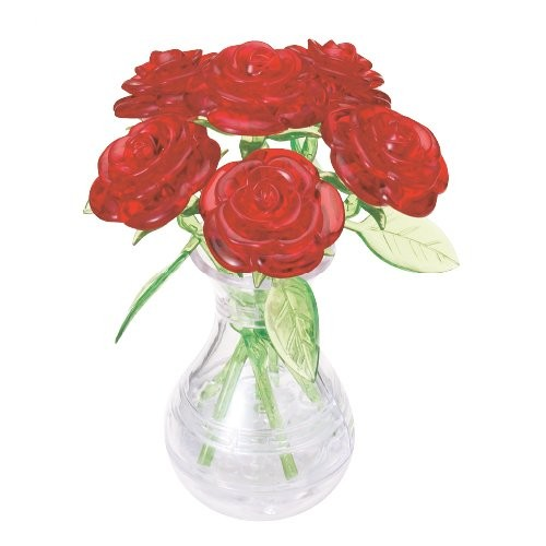 Crystal Puzzle: Rote Rosen