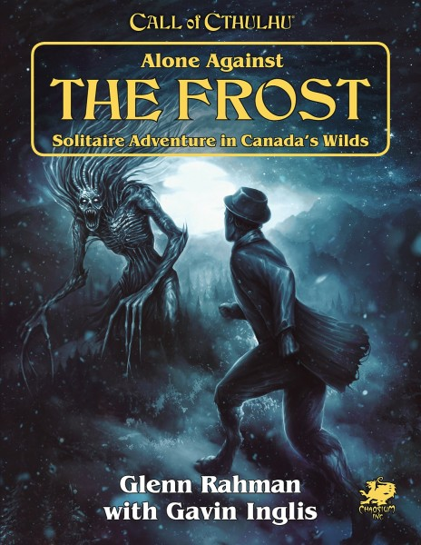 Cthulhu: Alone against the Frost