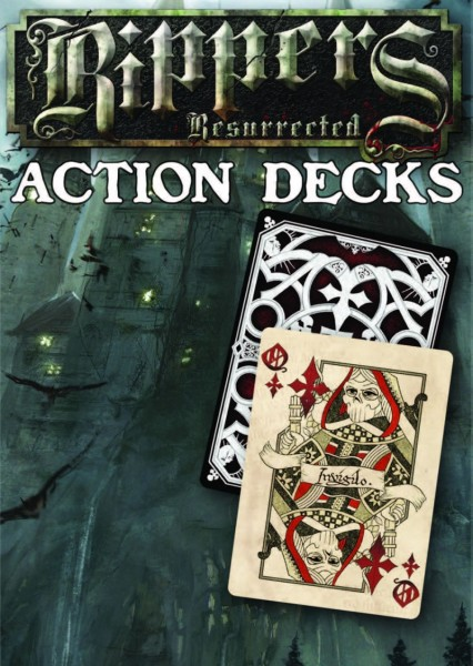 Rippers Resurrected: Double Action Decks