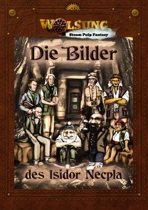 Wolsung: Die Bilder des Isidor Necpla