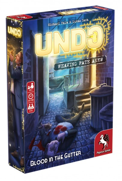 UNDO - Blood in the Gutter
