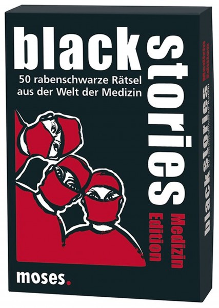 black stories – Medizin Edition