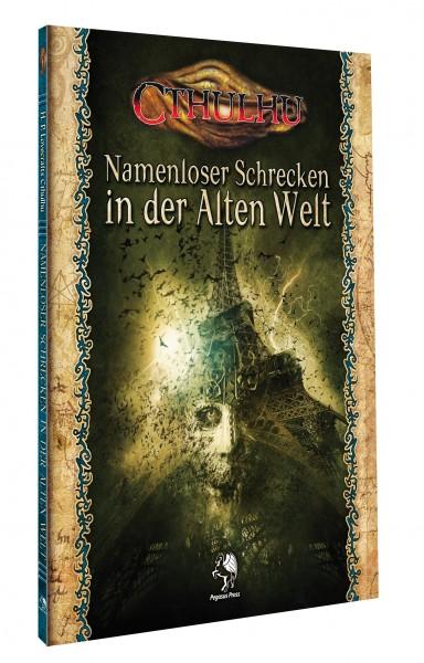 Cthulhu: Namenloser Schrecken aus der Alten Welt (Softcover)