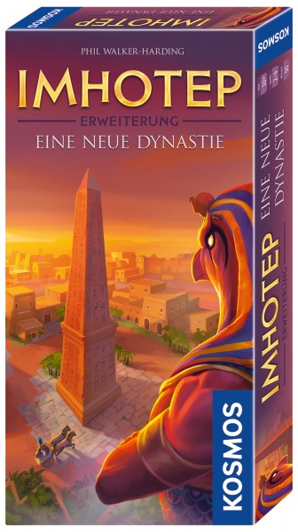 Imhotep [Erweiterung]