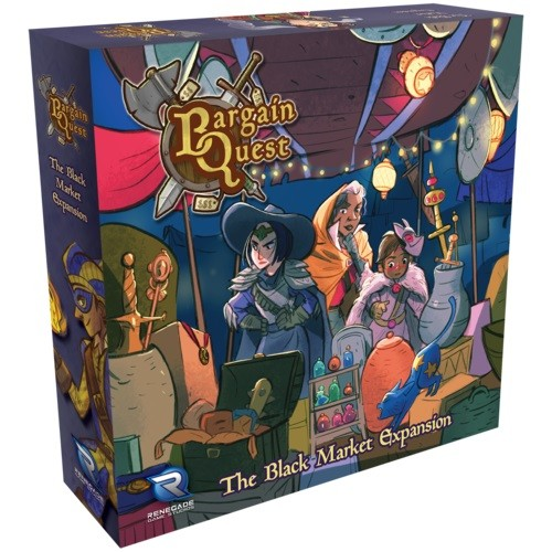 Bargain Quest: Black Market Expansion