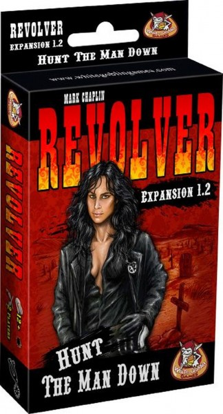 Revolver: Hunt the man down Expansion