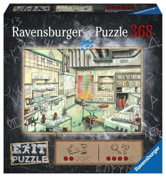 EXIT Puzzle: Das Labor (368 Teile)